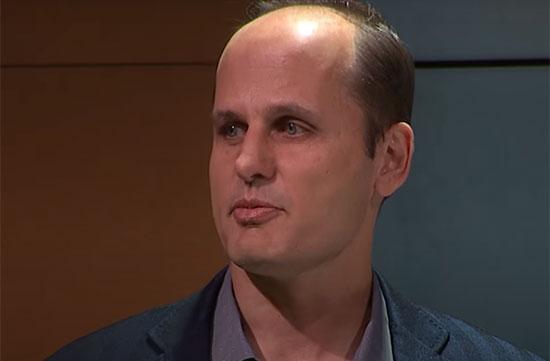 """לסלו בוך, מנכ""""ל חברת ההזנק למשאבי אנוש Humu ומנהל כוח האדם בגוגל לשעבר, / צילום: מתוך יוטיוב"""