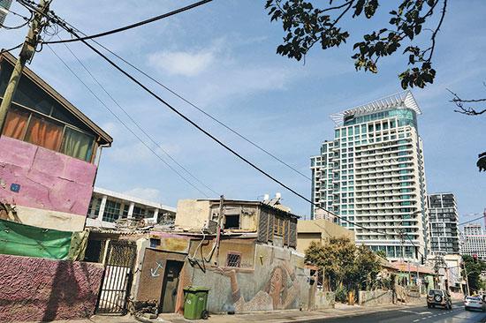 רחוב הירקון 7 בתל אביב / צילום: שלומי יוסף, גלובס