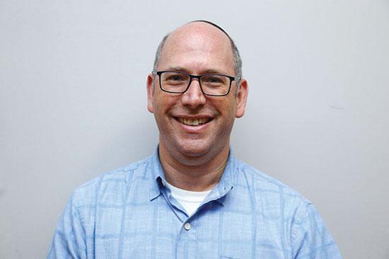 """ד""""ר יונתן הפרט / צילום: האוניברסיטה העברית"""