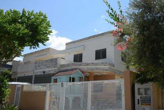 רחוב ברקת 32, קיסריה / צילום: איל יצהר, גלובס