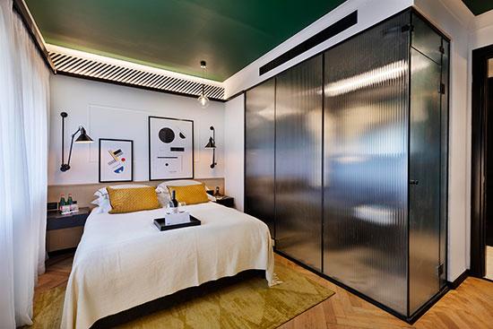 מלון תיאודור של מלונות בראון / צילום: אסף פינצ'וק