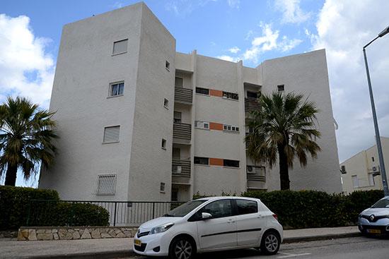 רחוב הנטקה 61, חיפה / צילום: איל יצהר, גלובס