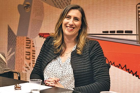רונית אלפר / צילום: כדיה לוי, גלובס