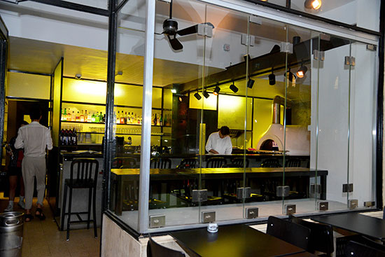 מסעדת סנטה קטרינה, תל אביב / צילום: תמר מצפי, גלובס