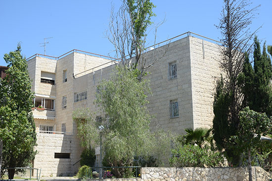ברנשטיין פרץ 26, ירושלים / צילום: איל יצהר, גלובס