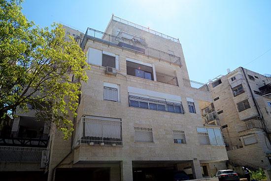 רחוב סורוצקין 30, ירושלים / צילום: איל יצהר, גלובס