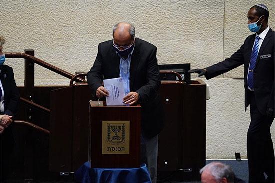 אחמד טיבי, בחירת נציגי הכנסת לוועדות בחירה ומינוי של נושאי משרה שיפוטית / צילום: עדינה ולמן, דוברות הכנסת