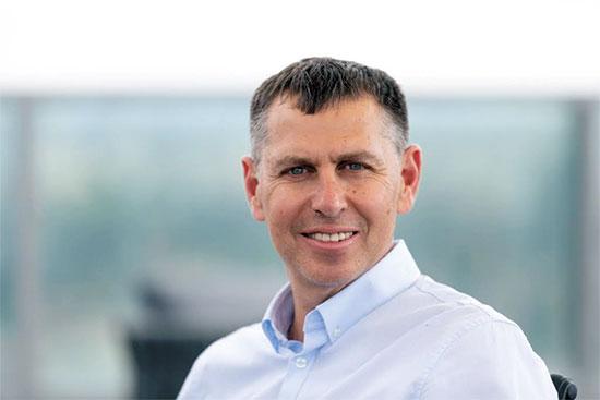"""חיים אילוביץ', מנכ""""ל של רשת סוכנים וסוכנויות ביטוח / צילום: יח""""צ"""