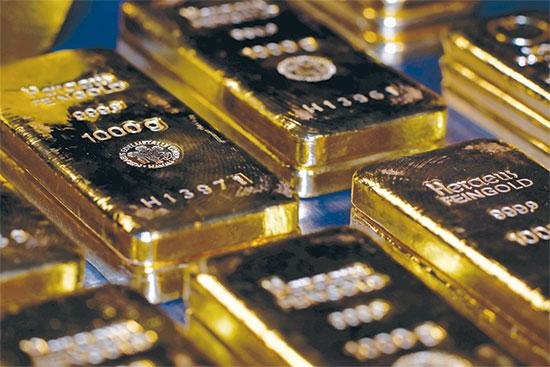 מטילי זהב במינכן, גרמניה / צילום: Michael Dalder, רויטרס
