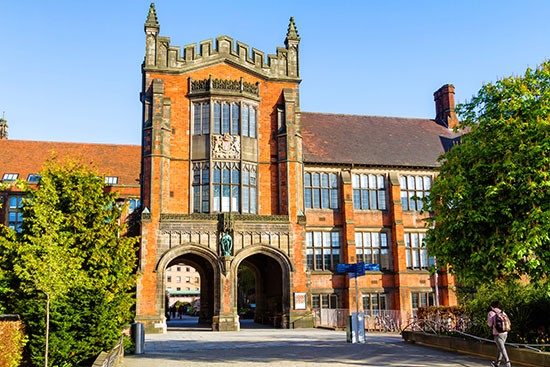 אוניברסיטת ניוקאסל בבריטניה. עלייה לעומת ספטמבר שעבר   / צילום: shutterstock, שאטרסטוק