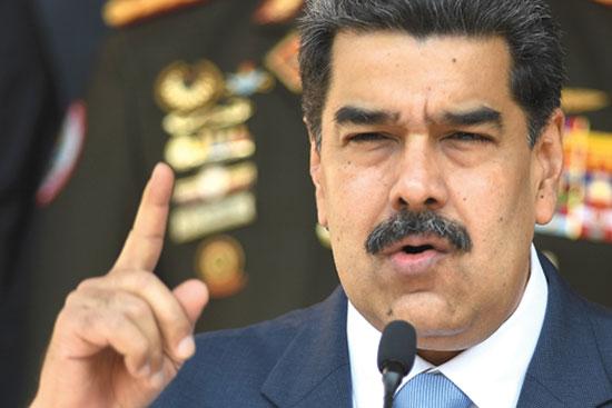 הנשיא ניקולס מדורו מודה בטעויות עבר / צילום: Matias Delacroix, Associated Press