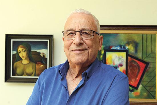 יגאל ארליך, לשעבר המדען הראשי / צילום: איל יצהר, גלובס
