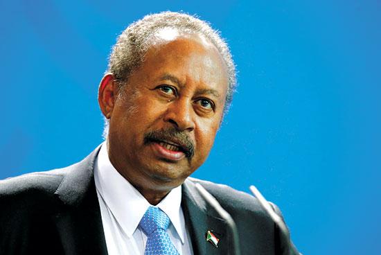 ראש ממשלת סודאן, עבדאללה חמדוכ  / צילום: רויטרס