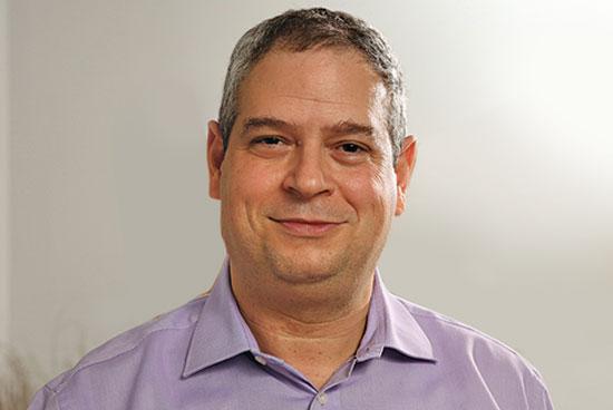 """ליאור רוט, מנכ""""ל חברת השיווק משגב / צילום: חן גלילי"""