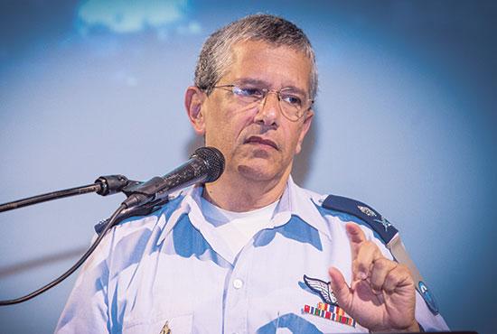 """מנכ""""ל משרד הביטחון אמיר אשל / צילום: שלומי יוסף, גלובס"""