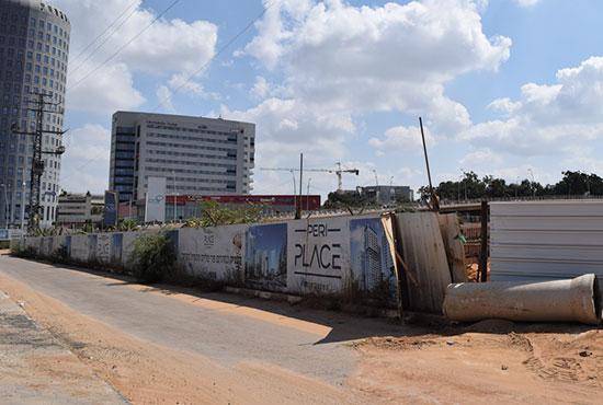 """""""פרי פלייס"""" ברחובות / צילום: בר אל, גלובס"""
