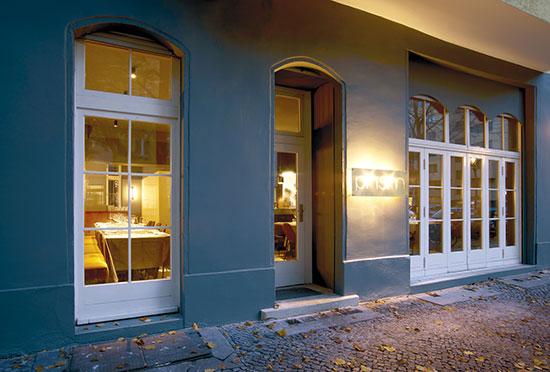 מסעדת Prism, ברלין / צילום: בן פוקס