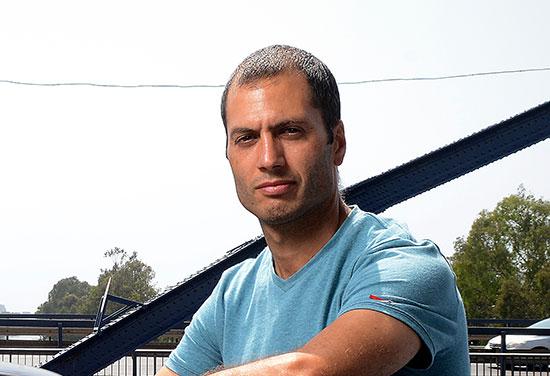 """אורן עזר, מנכ""""ל ומייסד שותף, חברת אלקטריאון / צילום: איל יצהר, גלובס"""