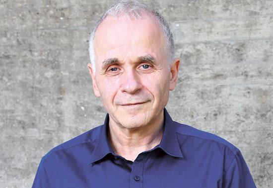 פרופ' אשר כהן, נשיא האוניברסיטה העברית / צילום: רפי קוץ