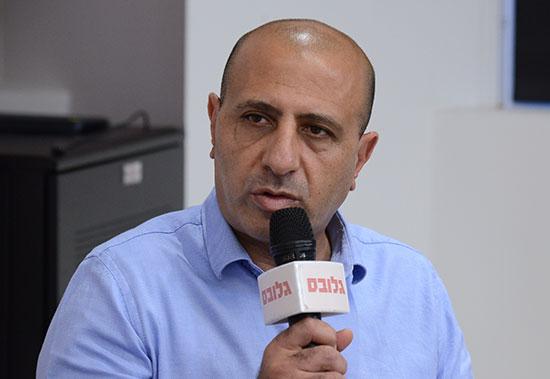איימן סייף, לשעבר מנהל הרשות לפיתוח כלכלי בחברה הערבית / צילום: איל יצהר, גלובס