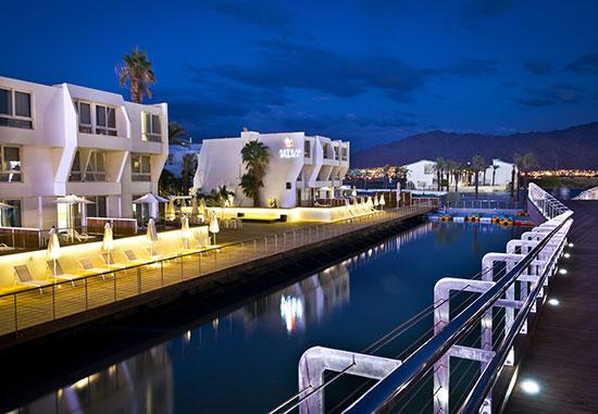 מלון אסטרל פאלמה - לגונה  / צילום: אסטרל