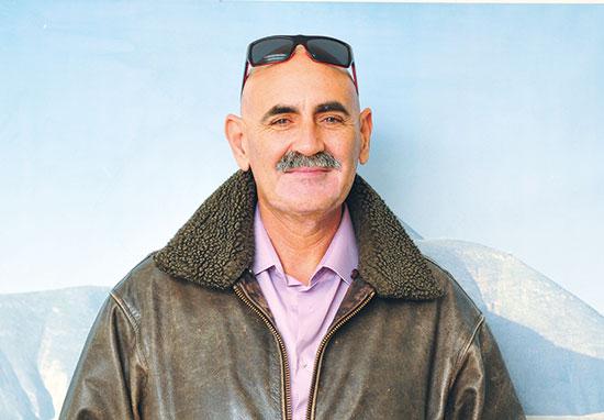 """דוד אלחייני, יו""""ר מועצת יש""""ע / צילום: רפי קוץ, גלובס"""