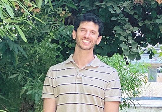 דן רביב, מנהל פיתוח ראשי / צילום: תומר בסן