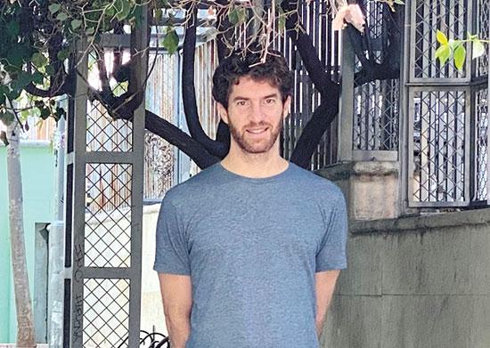יאיר חכם, מנהל מחקר ראשי / צילום: תומר בסן