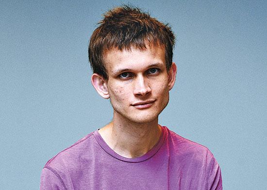 ויטליק בוטרין, ממייסדי את'ריום / צילום: איל יצהר, גלובס