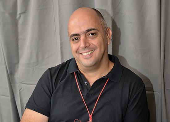 """יוסי אלבז, מנכ""""ל דומינו'ס / צילום: תמר מצפי, גלובס"""