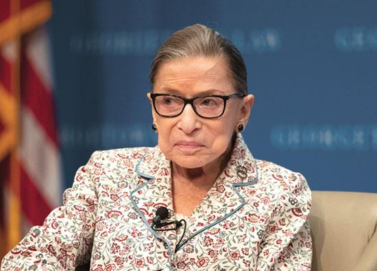 רות ביידר גינסבורג. מדוע לא פרשה בתקופת אובמה?  / צילום: Manuel Balce Ceneta, Associated Press