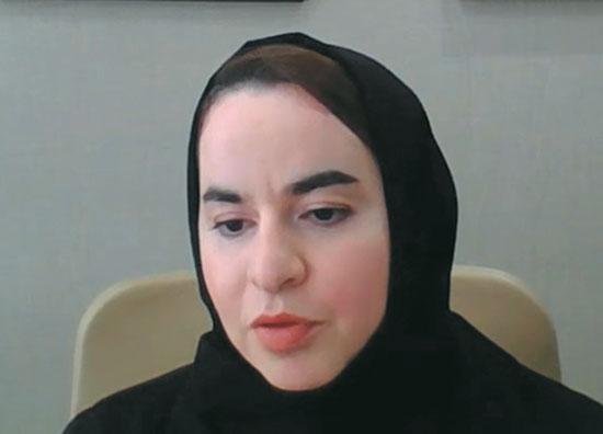 """ד""""ר אסמה אל מנאיה / צילום: צילום מסך"""