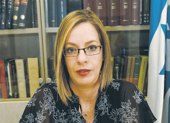 """ורד סולומון־ממן. האדריכלית הראשית של משרד השיכון / צילום: לע""""מ"""