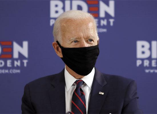 ג'ו ביידן, המתחרה הדמוקרטי / צילום: Matt Slocum, Associated Press