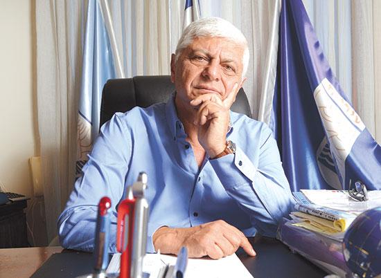 בני כשריאל. מכהן כראש עירייה כמעט 30 שנה   / צילום: איל יצהר, גלובס