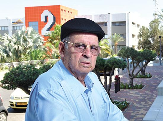 """האב, המייסד והיו""""ר, אברהם קוזניצקי / צילום: רפי קוץ, גלובס"""