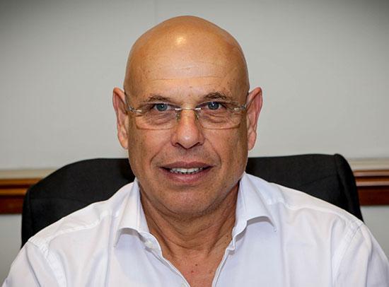 """חיים פייגלין, מנכ""""ל צמח המרמן  / צילום: שלומי יוסף, גלובס"""