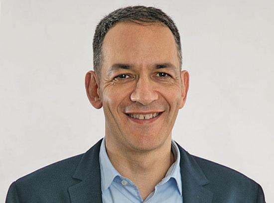 """רון אבידן,  מנכ""""ל אזורים / צילום: ליאת פדרמן"""