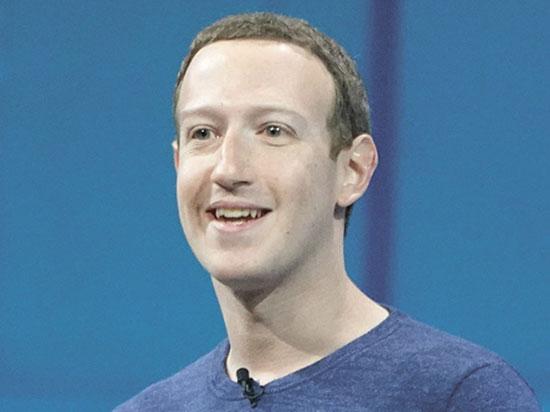 """מארק צוקרברג,  מנכ""""ל פייסבוק / צילום: Jefferson Graham, רויטרס"""