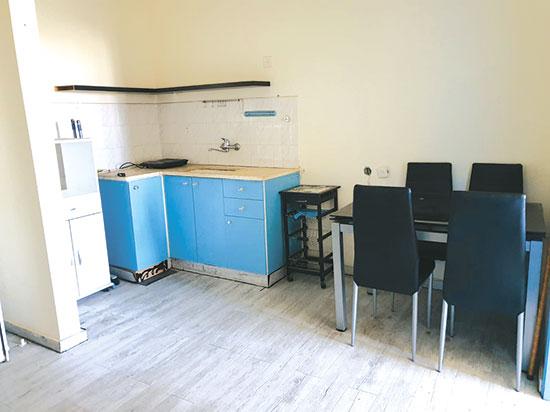דירת שני חדרים ברחוב אליהו הנביא, באר שבע / צילום: עדן אוקנינה