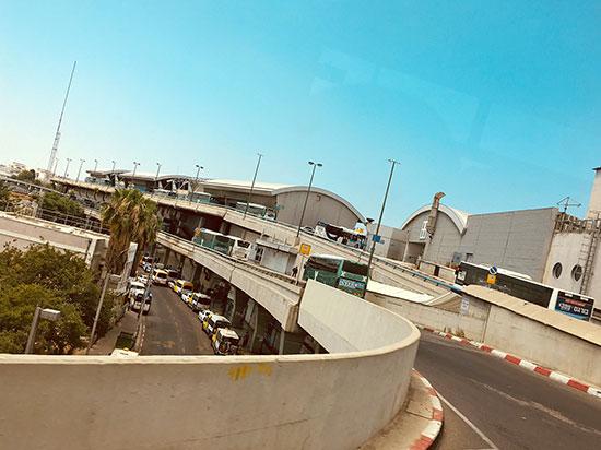 התחנה המרכזית בתל אביב / צילום: shutterstock, שאטרסטוק