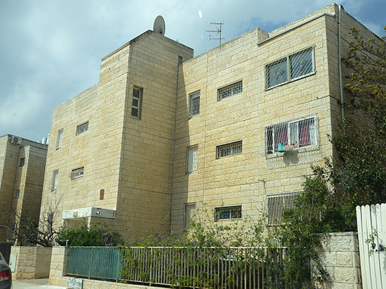 הארבעה 52, ירושלים / צילום: איל יצהר, גלובס