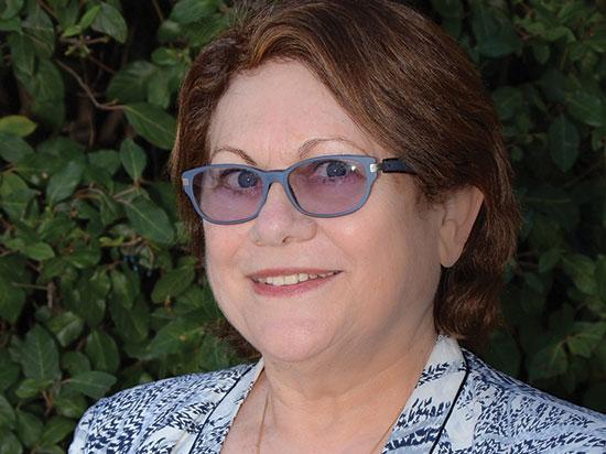 פרופ' חרמונה שורק, האוניברסיטה העברית / צילום: דוגלאס גתרי