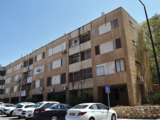 רחוב מוריה 12, באר שבע / צילום: בר אל, גלובס