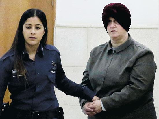מלכה לייפר צילום: AP,  Mahmoud Illean