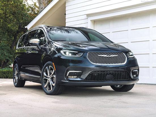 "Chrysler-Pacifica-2021-1 / צילום: יח""צ"