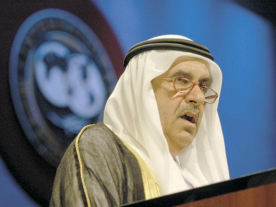 שייח' חמדאן בן ראשיד אל מקטום. ראש עיריית דובאי / צילום: ויקיפדיה