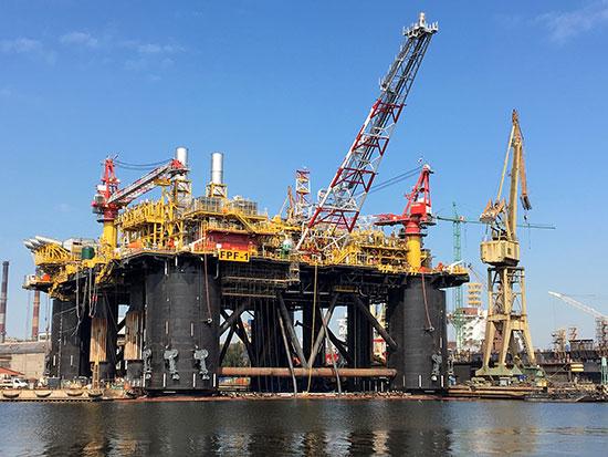 פעילות דלק בים הצפוני / צילום: אתר החברה