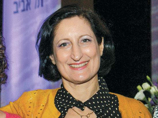 פרופ' וייס־גל / צילום: אסף ישראל-סאן