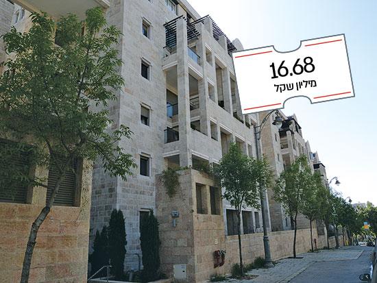 דירת 6 חדרים בפרויקט YMCA במרכז ירושלים / צילום: איל יצהר, גלובס